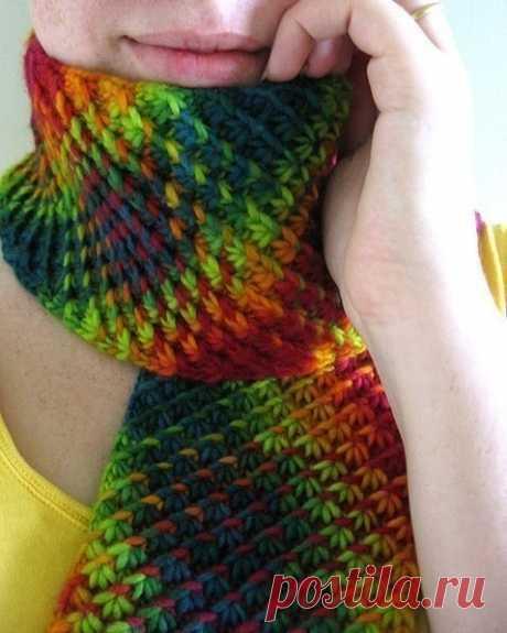 Многоцветные узоры спицами  3 петли из 3      Двухцветные соты      ДВУХЦВЕТНЫЕ СОТЫАвтор: angel-i-likaХочу поделиться с вами эффектным и очень простым узором — двухцветными сотами. В последнее время «соты» актуальны. Но мало к…