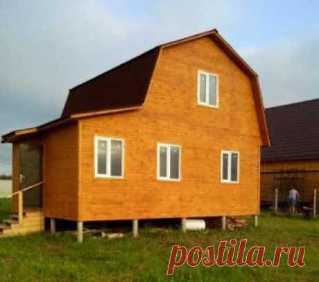 Быстровозводимые дома. Как построить дом за месяц? Виды строительства, что выбрать +Фото
