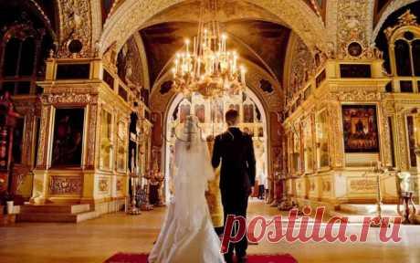 Зачем венчаться и как проходит обряд | Краше Всех