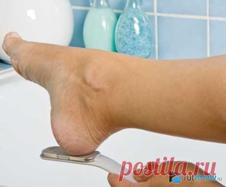 Перекись водорода для пяток: рецепты и приготовление ванночек