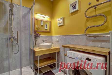 Эргономика ванной комнаты: правила который должен знать каждый