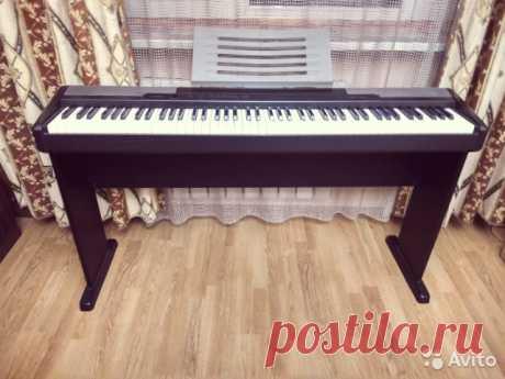 Цифровое пианино Casio CDP-100 купить в Московской области на Avito — Объявления на сайте Авито