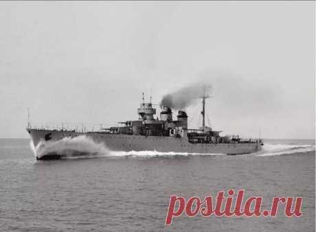 Боевые корабли. Крейсера. Арриведерчи, белле! - БАЗА 211- ВОЕННАЯ ИСТОРИЯ - медиаплатформа МирТесен И вот на этой ноте (пока сложно сказать, радостной или траурной), мы начинаем обозрение последней пары итальянских легких крейсеров типа «Кондотьери», тип Е. Да, после них были еще корабли типа F, но, как говорится, пороху не нюхавшие.А вот тип Е… Спорно, но позволю себе высказаться так: это были
