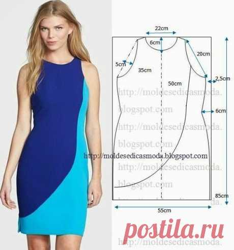Моделирование платьев!