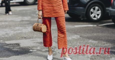 Слаксы, чиносы и кюлоты: 9 вариантов на замену джинсам Стилист Ксения Ионова предлагает расширить горизонты и не носить одно и то же. Читай обзор самых актуальных брюк.