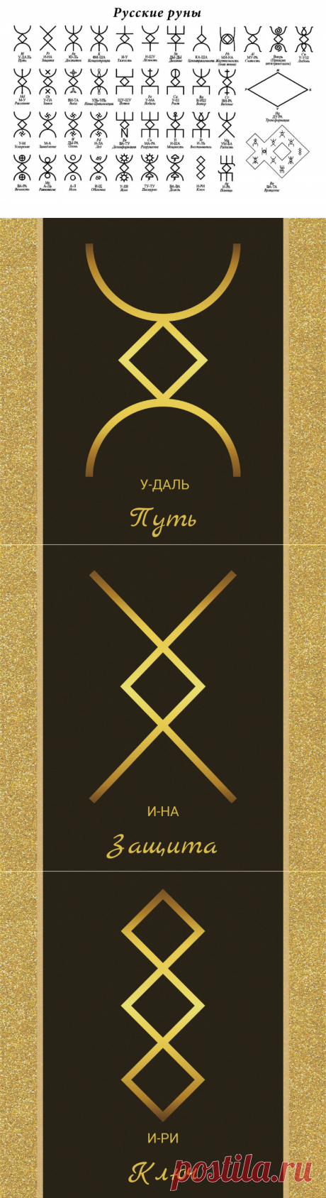 Руны Русичей. Как стать Волшебником и Со-Творцом | Волшебные Штучки | Яндекс Дзен