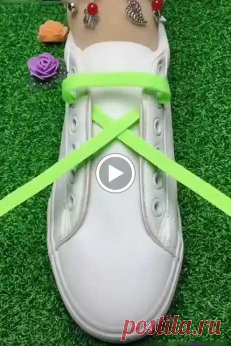 emekliyim.com - Geri Dönüsümün Merkezi: Ne Kadar Hos ve Degisik Baglama Stilleri Varmıs(Ayakkabı Bagcıkları)