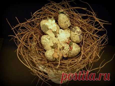 Пасхальные яйца винтажные: идеи красивых пасхальных яиц Готовимся к Пасхе. На Пасху можно не только красить яйца. Можно изготовить пасхальные яйца. Винтажные пасхальные яйца. Идеи очень красивых винтажных яиц.
