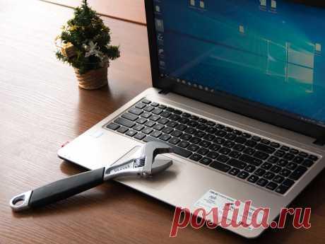 Как почистить ноутбук от пыли, не обращаясь к специалисту?