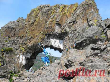 Алханай. Природный заповедник в Забайкальском крае. Фото Л.Д.Шариповой.