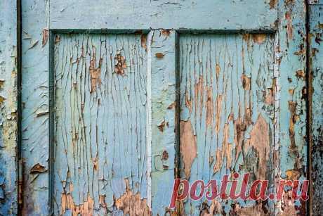 Возвращаем деревянные двери к жизни