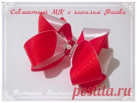 MK Junto con el canal Nosova.krasivye rápido bantiki\/Beautiful and fast bows