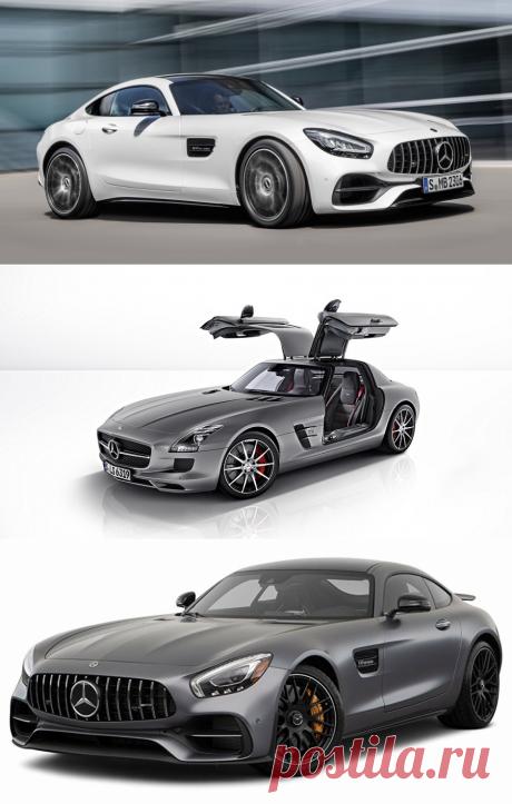 Mercedes-Benz представил улучшенную версию суперкара SLS AMG | Ромка Чёрный | Яндекс Дзен