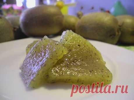 Варенье-желе из киви | One of Lady - Журнал для женщин