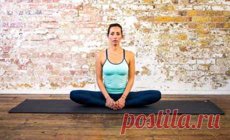 «Йога для ленивых»: 10 упражнений, которые избавят от хворей и подарят красивое тело