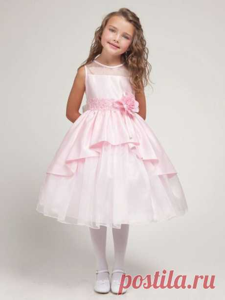 Выкройка платья на выпускной в детском саду Модная одежда и дизайн интерьера своими руками