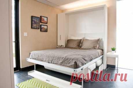 👍 Кровать в стене: фото в интерьере, виды, дизайн, примеры откидных трансформеров Советы по выбору кроватей в стене, виды, размеры, разновидности подъемных механизмов, фото в интерьере комнат, дизайн, стили. Примеры откидных кроватей-трансформеров 3 в 1.