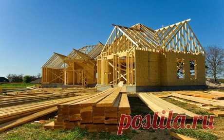 Технологии каркасного домостроения - теплоизоляция ISOVER