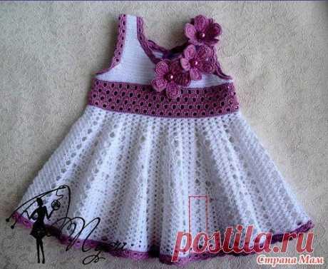 Платье-сарафан от Пуси