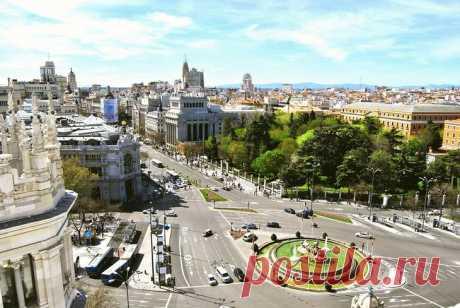 Мадрид - столица Испании