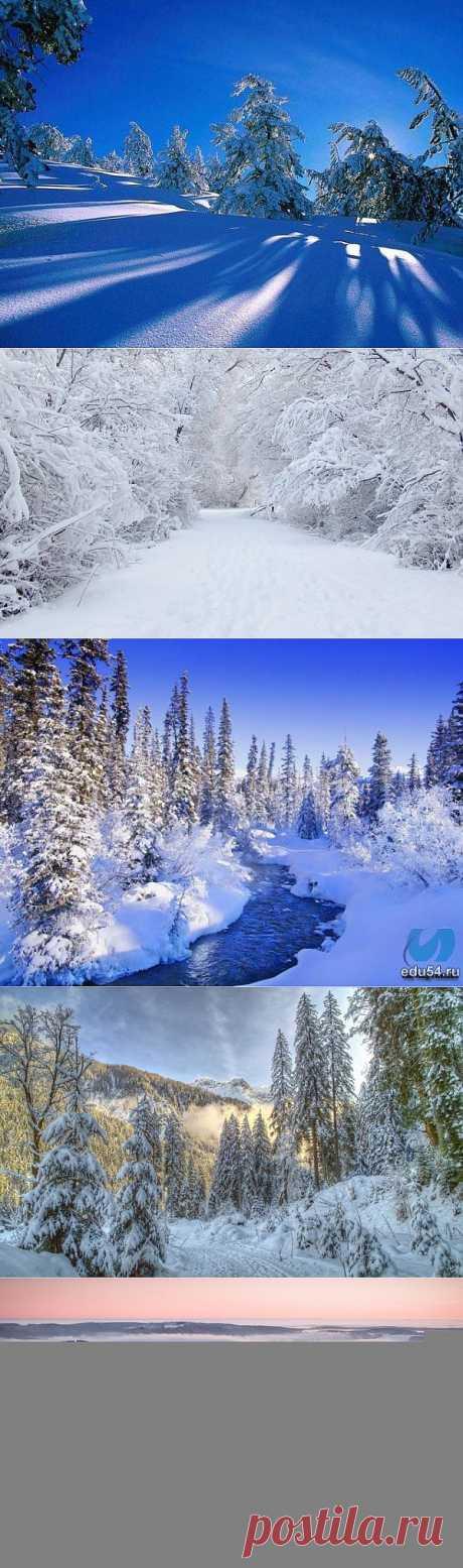 """сообщение Volody24_gl : Обои для рабочего стола """"Зимние пейзажи"""" (14:01 12-01-2014) [4010943/307451882] - nadezda_55@mail.ru - Почта Mail.Ru"""
