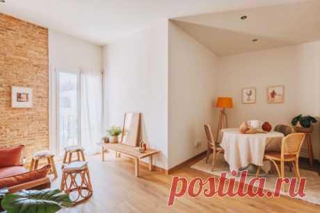 Квартира площадью 62 м2 в Барселоне