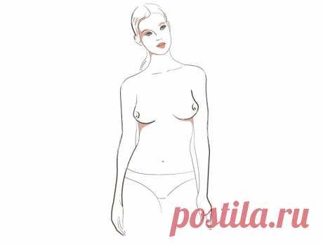 Типы женской груди | Фото | Формы груди и характер | Журнал Cosmopolitan