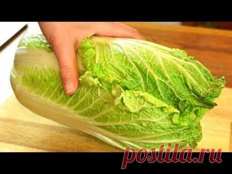 (134) Гениальный САЛАТ готовлю на НОВЫЙ ГОД Этот салат из ПЕКИНСКОЙ КАПУСТЫ станет для вас любимым! - YouTube