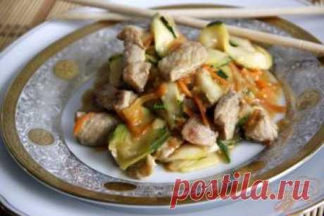 Свинина по-китайски  barska Быстрое и вкусное блюдо китайской кухни, приготовленной в воке. Ингредиенты Свинина (мякоть) - 500 г Уксус (рисовый, у меня - бальзамич.)- 1 ст.л Соль, перец Крахмал (кукурузный) -2 ст.л. Саха…
