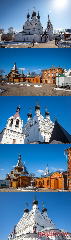 (+2) Экскурсия в Свято-Троицкий монастырь в Муроме