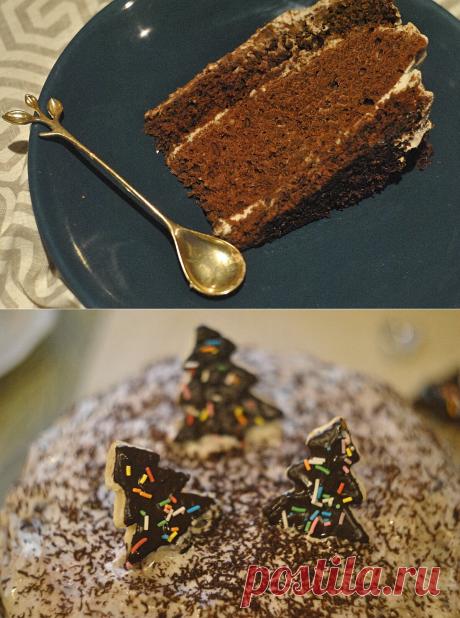 Очень шоколадный пирог- минимум ингредиентов, никаких хлопот и отличный результат. Подходит для поста. | Домик на берегу поля | Яндекс Дзен