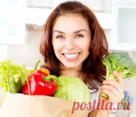 Простые правила правильного питания. Натуральное питание. Здоровая, натуральная жизнь