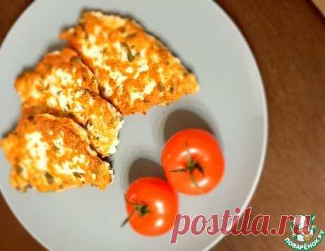 Куриные оладьи с сыром – кулинарный рецепт