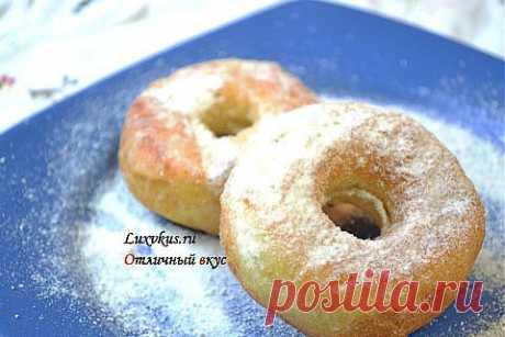 Воздушные вкусные пончики | Отличный вкус