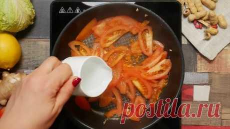3 популярных блюда из Китая