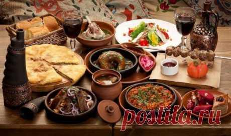 30 блюд грузинской кухни, которые обязательно нужно попробовать | V-Georgia |