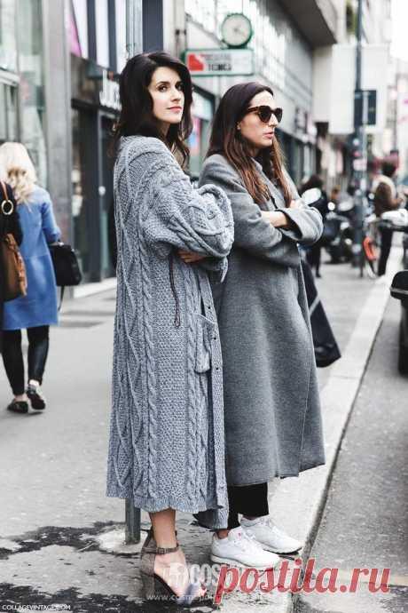 时尚COSMO_冬天就是要穿美美的毛衣啊 100张最美毛衣搭配送给你!_时髦办