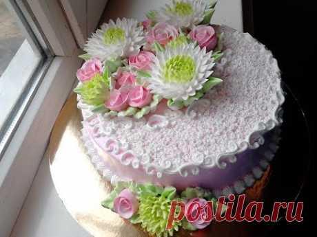 Торт для тёщи