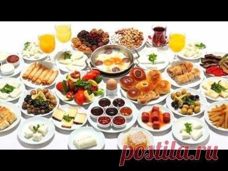 """ЦАРСКИЙ ТУРЕЦКИЙ ЗАВТРАК Всем нам известна поговорка """"Завтрак съешь сам, обедом поделись с другом, а ужин отдай врагу"""". Из нее понятно, чтоб отобедать можно ..."""