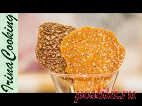 Кружевной декор Твиль в духовке | Вкусная Еда