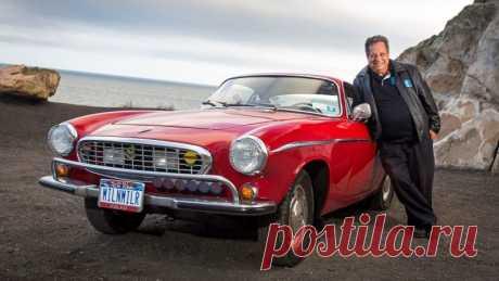 Сейчас так не умеют: Ирв Гордон и его легендарный Volvo                     (15 фото) . Чёрт побери