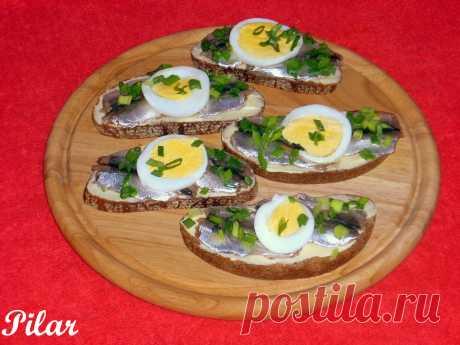 Килька пряного посола (Vürtsikilud) - Эстонская кухня: p_i_l_a_r