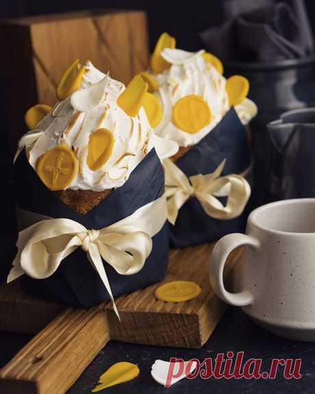 Старинный пасхальный кулич бабушки Таисии - Andy Chef (Энди Шеф) — блог о еде и путешествиях, пошаговые рецепты, интернет-магазин для кондитеров