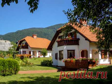 Краньска-Гора(Kranjska Gora),Словения