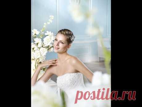 Свадебные платья San Patrick. San Patrick wedding dresses from Fashion Pronovias Group.