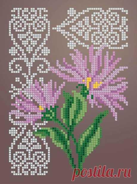 Схема для вышивки бисером Цветы «Зупа»™ «Айстра 2347» (A5) 15x18 (ЧВ-2347 (10)) Схемы вышивки бисером - это специальная ткань с рисунком для вышивания бисером. Схема для вышивания нанесена на ткань в виде цветных обозначений поверх изображения. В состав входят рисунок на ткани и инструкция по вышиванию. Бисер в состав не входит.