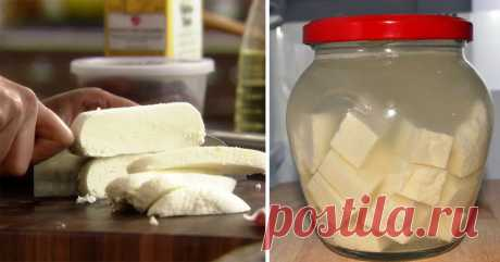 Намного вкуснее и дешевле магазинного! Молоко, сметана, лимонный сок - все, что понадобится для этого нежнейшего домашнего сыра