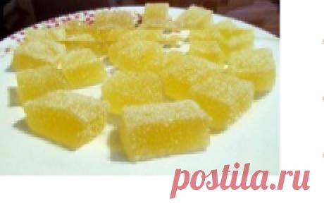 Домашний мармелад / Простые рецепты