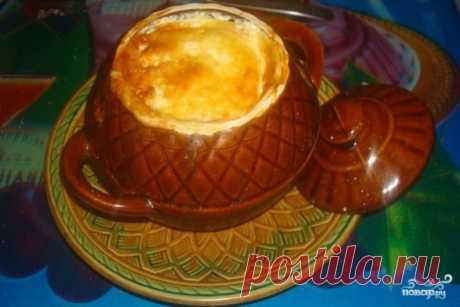 Картофель в горшочках с сыром - рецепт с фото на Повар.ру