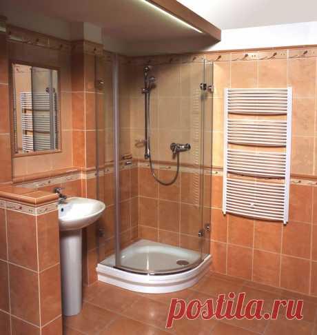 Как поставить в квартире вместо ванны душевую кабину — Строительство и отделка — полезные советы от специалистов